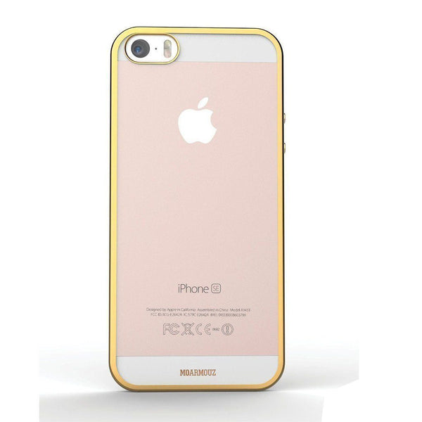 MoArmouz - Electroplated Case for iPhone SE/5S