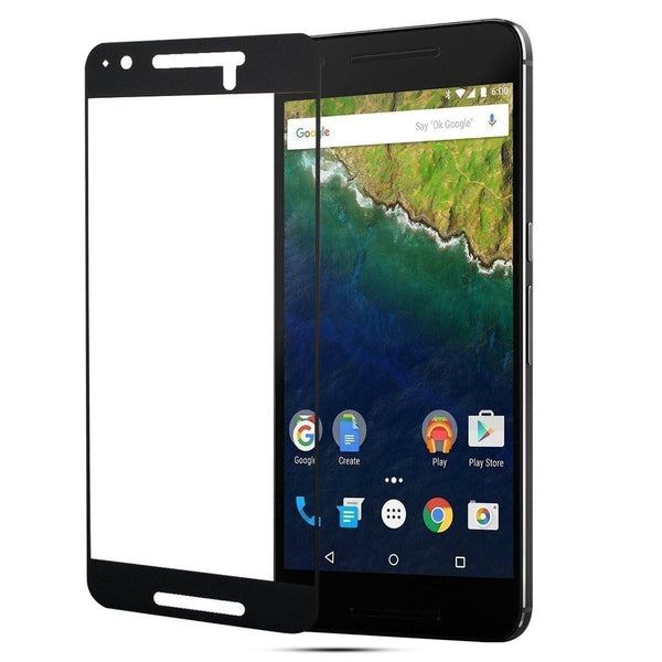 MoArmouz - Google Nexus 6P Full Cover Tempered Glass