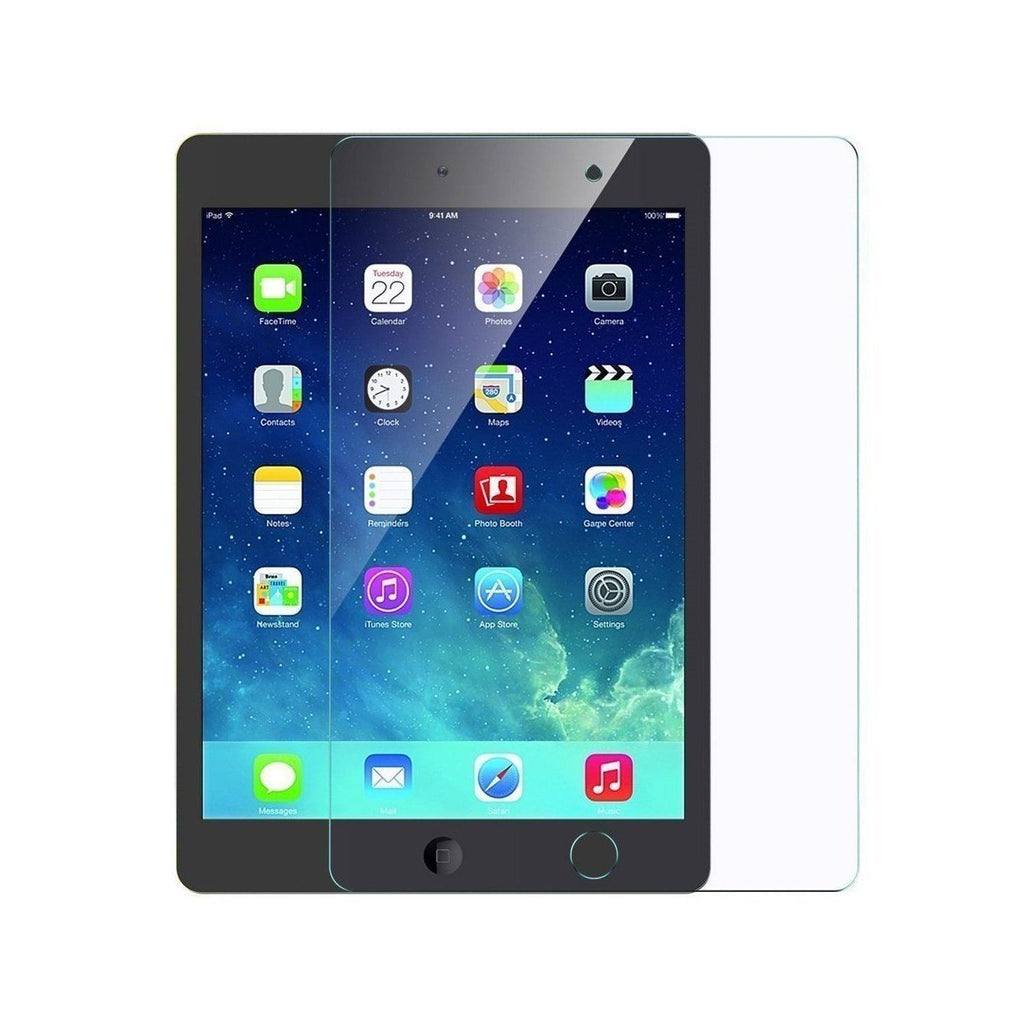 MoArmouz - iPad 9.7-inch (2018/2017) Tempered Glass Screen Protector