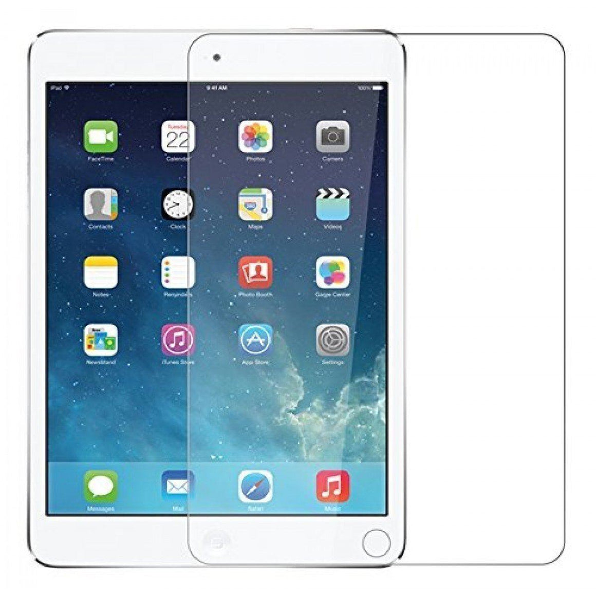 iPad Air Tempered Glass - MoArmouz
