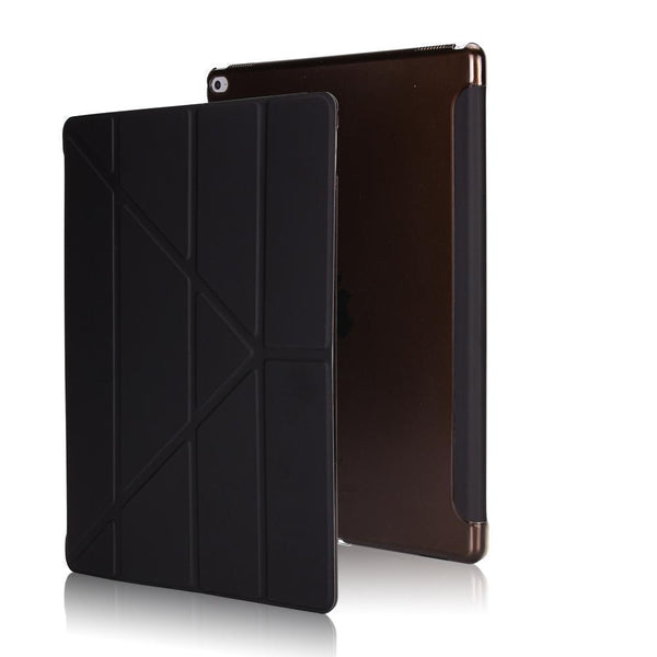 "MoArmouz - iPad Pro 12.9"" Y-Shape Four Fold Smart Cover with Flip Stand"