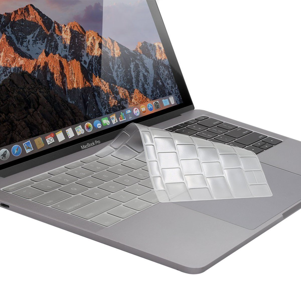 uk availability 17a1c 76d80 Keyboard Protector for MacBook Pro without Touch Bar - Thunderbolt (USB-C)