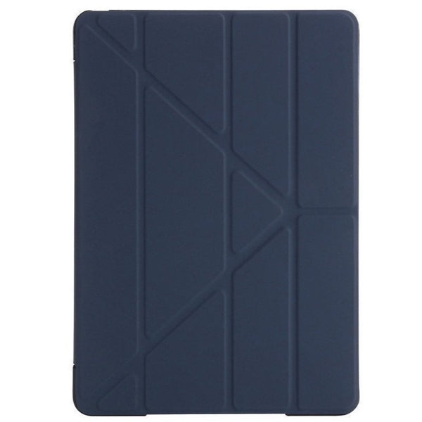 MoArmouz - iPad 9.7 (2017) Trifold Y-Stand Smart Case with Auto Sleep Wake
