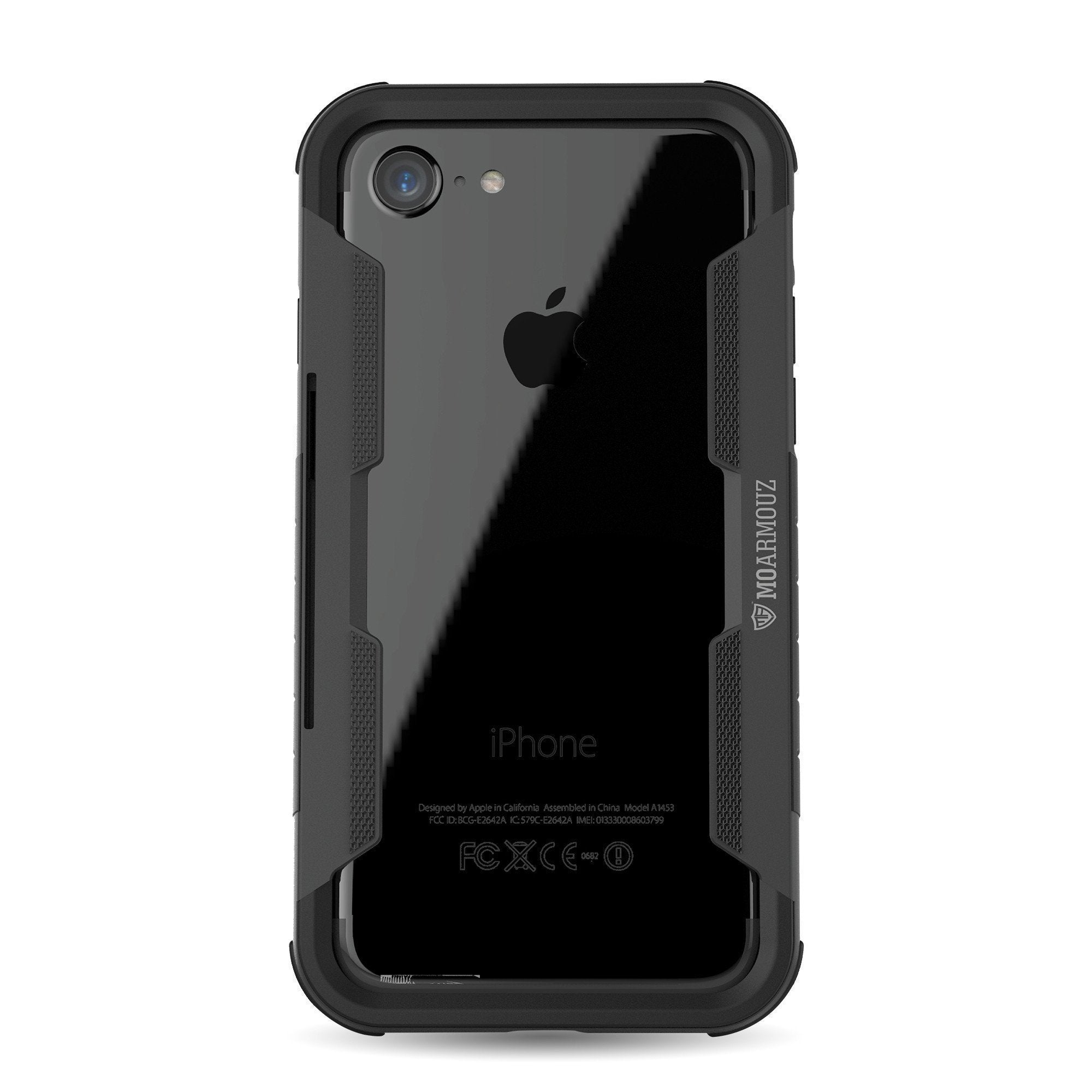 wholesale dealer 40a17 285aa Rugged Bumper Case for iPhone 7
