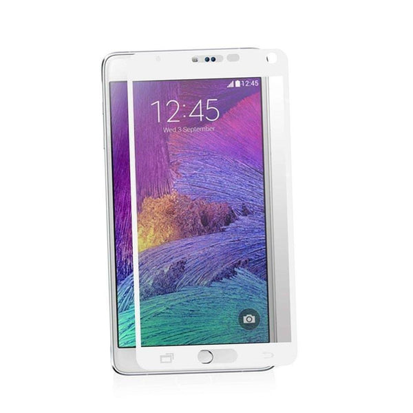 MoArmouz - Samsung Galaxy Note 4 Full Tempered Glass