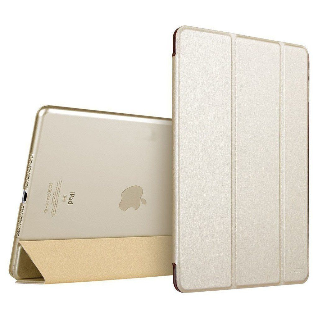 Trifold Smart Cover with Flip Stand for iPad Mini 4 - MoArmouz