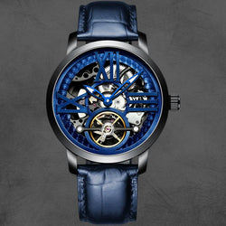 MA 863 X4 Midnight Blue Skeleton