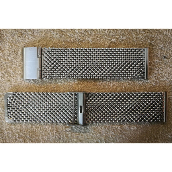 Mesh Silver Heavy Duty