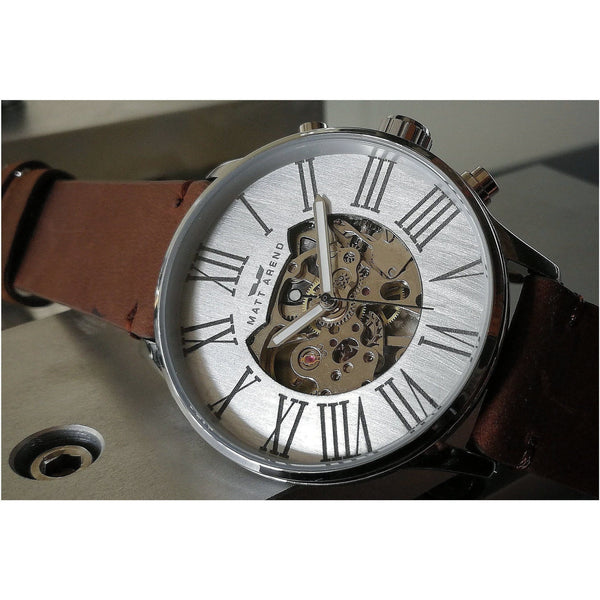 MA 818 Generations Skeleton Automatic