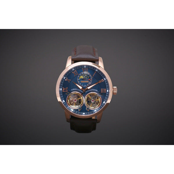 Ma 745 Heritage Blue II Dual Escapement