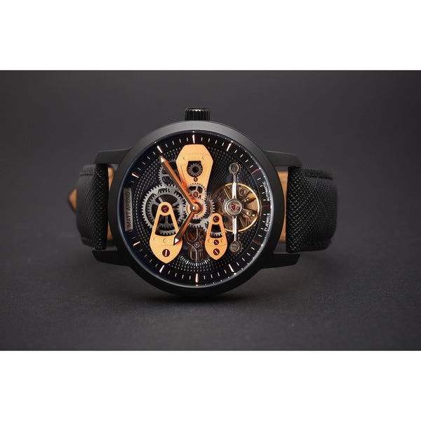 Ma 816 Tribalance Jet Black Automatic