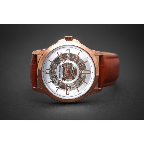MA 811 Big Four Skeleton Rosegold