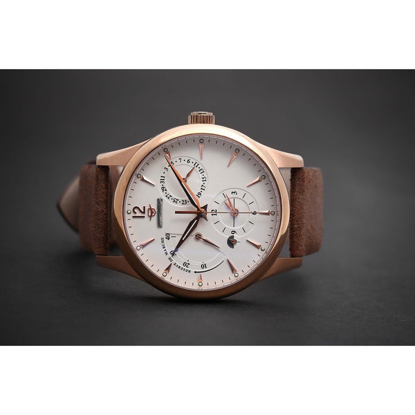 Ma 759 L'Atelier Dual Time Rosegold / White