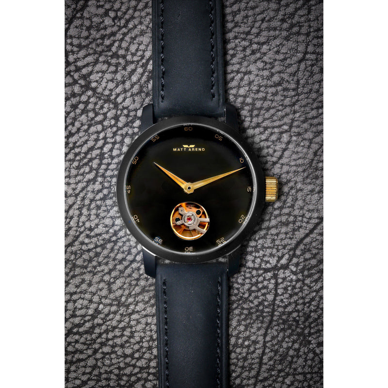 MA 825 Solaris Gold / Black