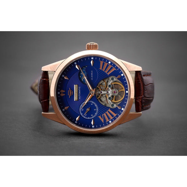 Ma 767 Chronometre Jugendstil Open Heart