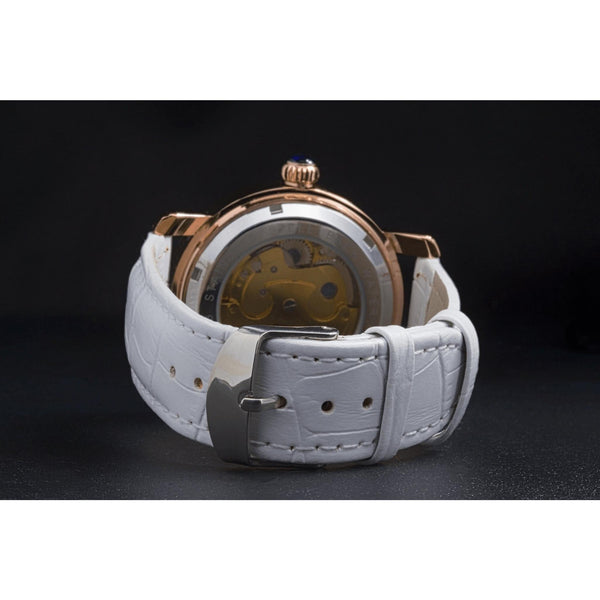 Ma 135 Papillon Automatic Rgw-Wristwatch-Matt Arend Timepieces