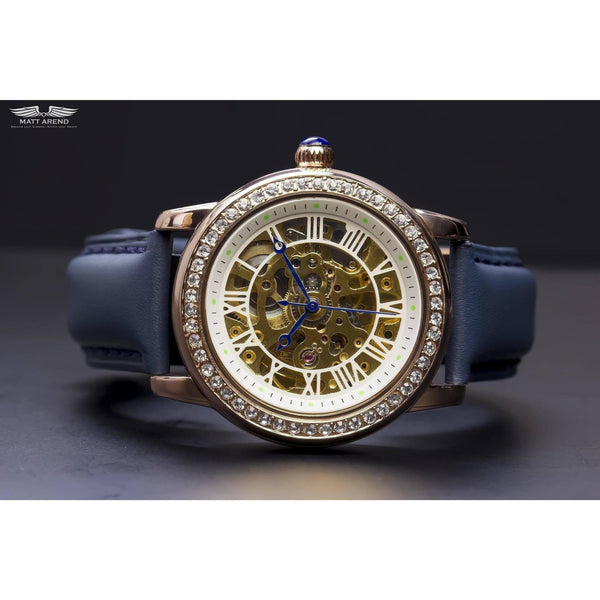 Ma 146L Constellation Sunrise-Wristwatch-Matt Arend Timepieces