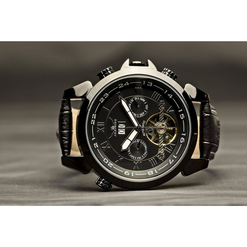 Ma 183 Andaluz Black-Wristwatch-Matt Arend Timepieces
