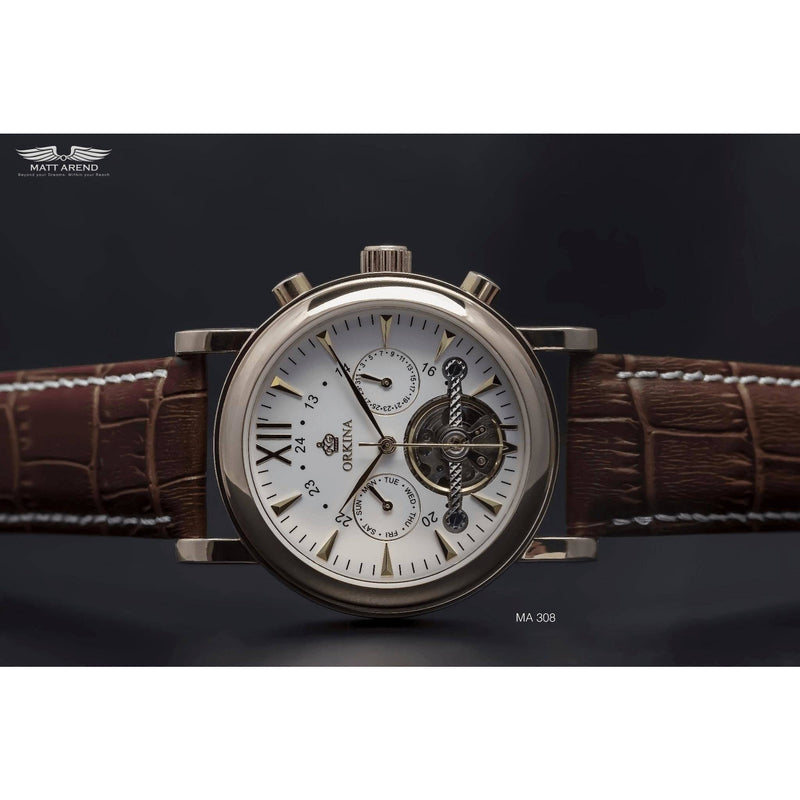 Ma 308 Bellagio Classic-Wristwatch-Matt Arend Timepieces