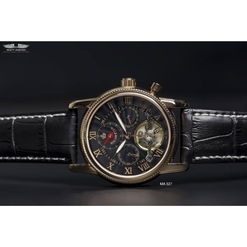 Ma 327 Bellagio Ii Classic-Wristwatch-Matt Arend Timepieces