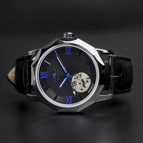 Ma 382 Blue Mariner-Wristwatch-Matt Arend Timepieces
