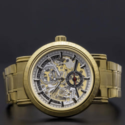 Ma 394 Hermes Skeleton Gold-Wristwatch-Matt Arend Timepieces