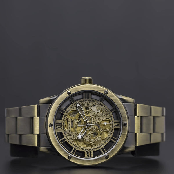 Ma 410 Vintage Skeleton Chronomaster-Wristwatch-Matt Arend Timepieces