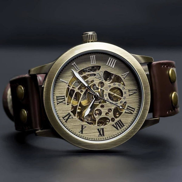 Ma 411 Spherique Skeleton-Wristwatch-Matt Arend Timepieces