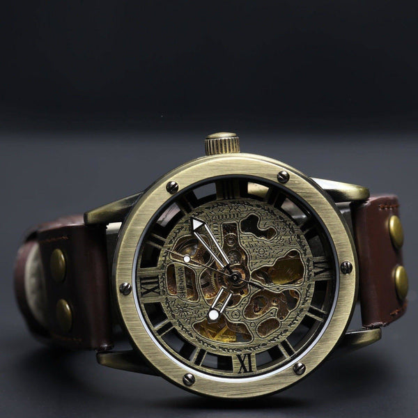Ma 412 Perennial Skeleton Chronomaster-Wristwatch-Matt Arend Timepieces