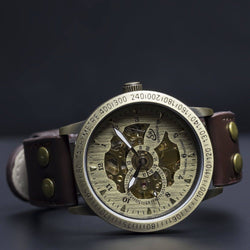 Ma 421 Legacy Automatic-Wristwatch-Matt Arend Timepieces