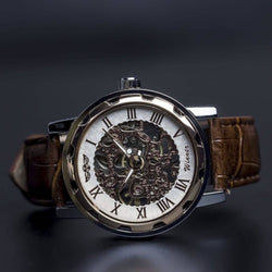 Ma 424 Mosaique One-Wristwatch-Matt Arend Timepieces