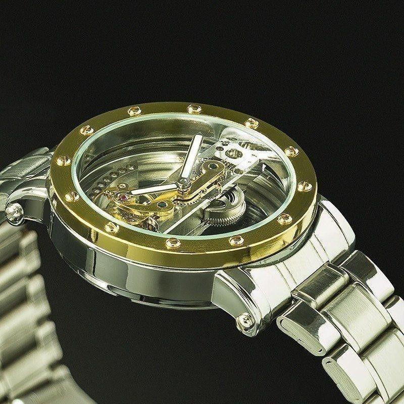 Ma 445 Excalibur Gold-Wristwatch-Matt Arend Timepieces