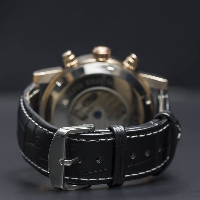 Ma 454 Nebulae Gold-Wristwatch-Matt Arend Timepieces