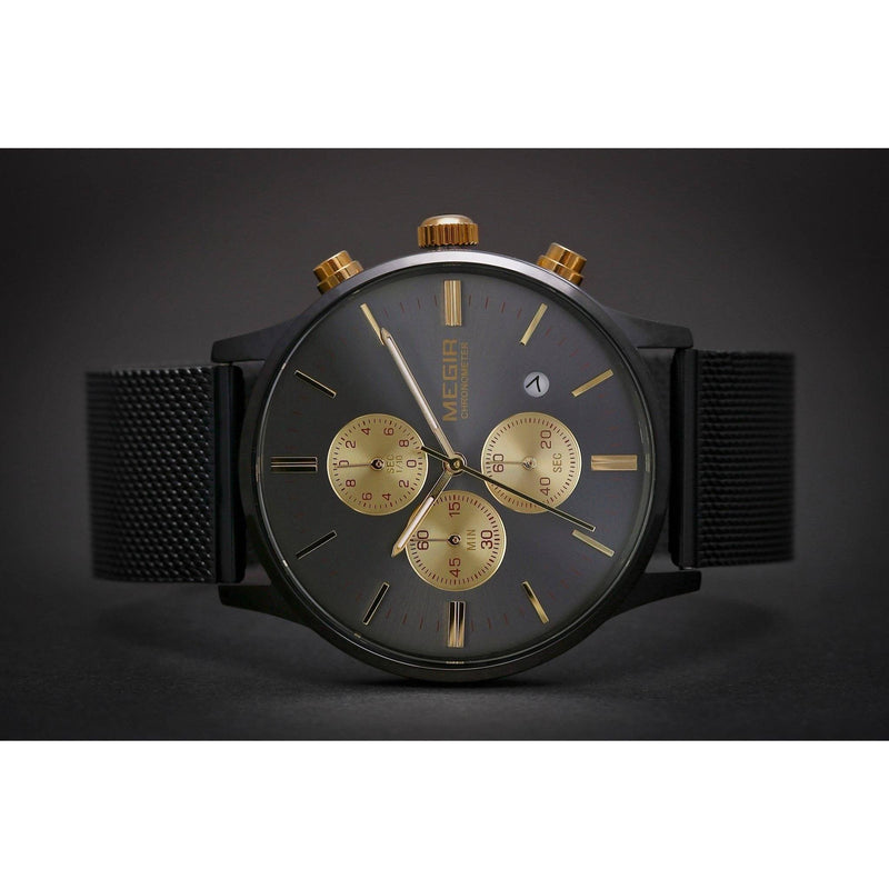 Ma 614/G Evolution Calibre-Wristwatch-Matt Arend Timepieces