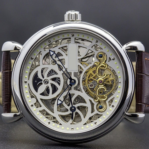 Ma 653 Sqelette Masterpiece-Wristwatch-Matt Arend Timepieces