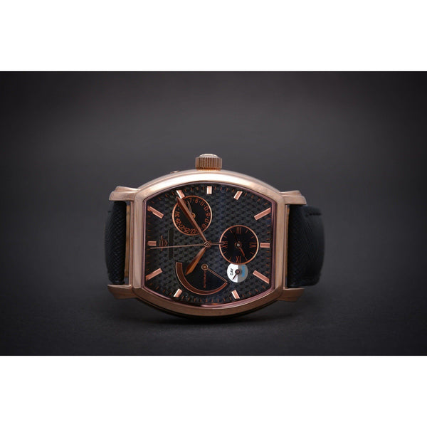 Ma 671 Le Cadre Rose-gold Black-Wristwatch-Matt Arend Timepieces