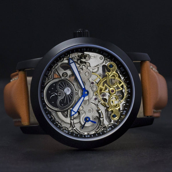 Ma 680 Calibre 416 Esprit Libre Skeleton-Wristwatch-Matt Arend Timepieces