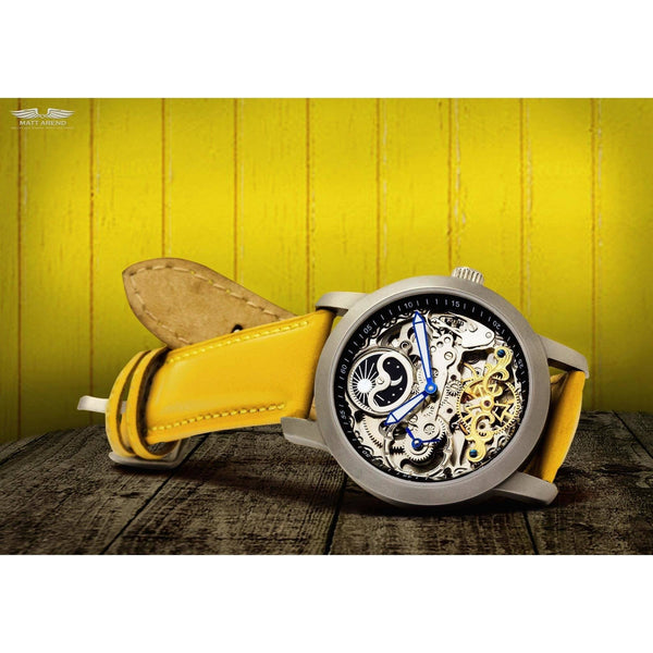 Ma 684 Calibre 416 Esprit Libre Happy-Wristwatch-Matt Arend Timepieces