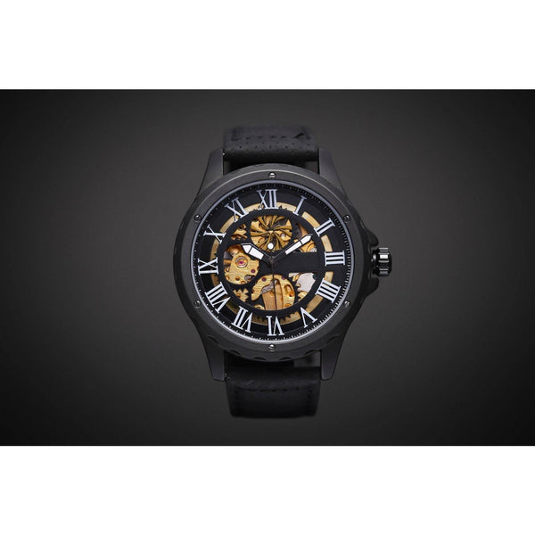 MA 693 Avenger Skeleton Classic-Wristwatch-Matt Arend Timepieces