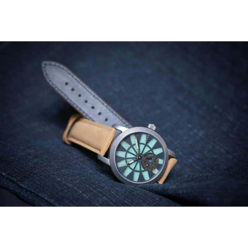 Ma 711 Lume One-Wristwatch-Matt Arend Timepieces