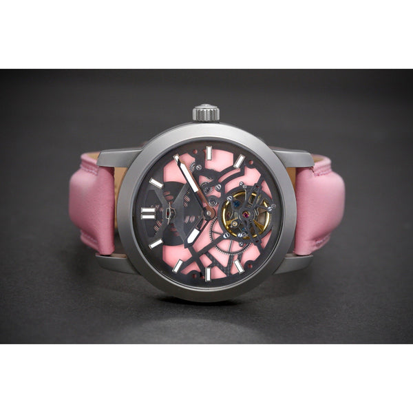 Ma 723 Monochrome Infinity X Rose Pink-Wristwatch-Matt Arend Timepieces