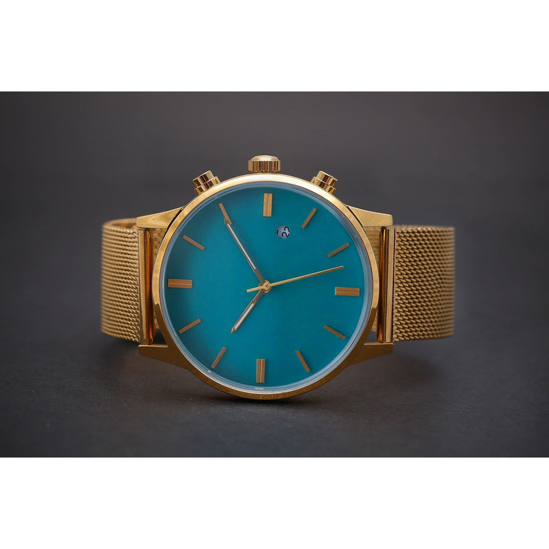 Ma 729 Evolution Azure-Wristwatch-Matt Arend Timepieces