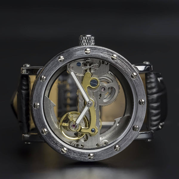 Ma320 Excalibur-Wristwatch-Matt Arend Timepieces