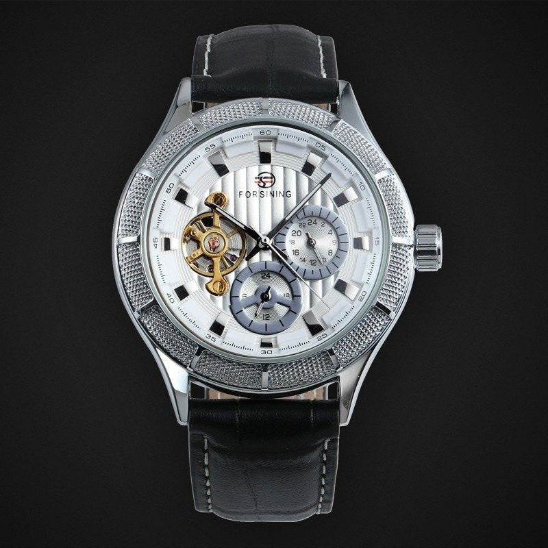 Wristwatch - MA 460 Turbine Tourbillon Chronograph