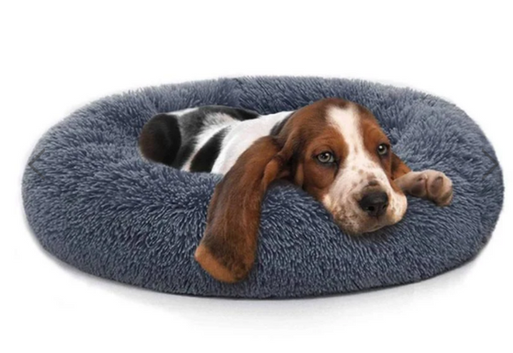 M&A Plush Cuddle Lounger