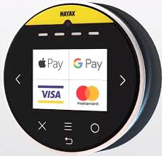 Nayax Onyx Contactless Credit Card Acceptor Golf Range Ball Dispenser