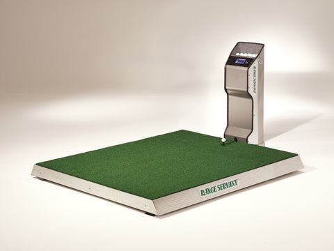 Range Servant Automatic Tee Up