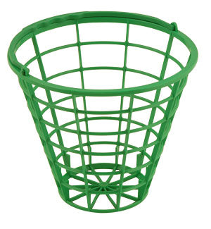 Range Ball Basket Plastic Small (30-50 Capacity)