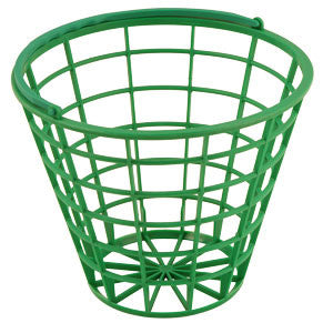 Range Ball Basket Plastic Medium (55-75 Capacity)