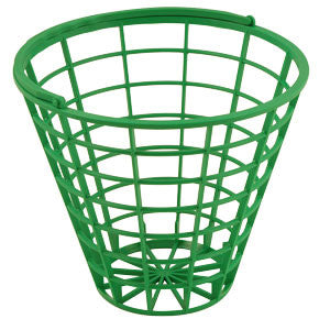 Range Ball Basket Plastic Large (80-100 Capacity)